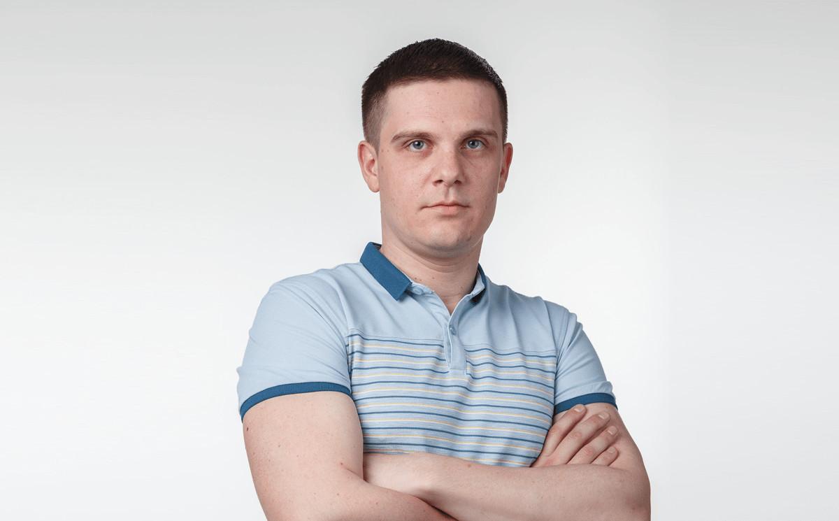 Фото Андрей Артамонов - основатель и руководитель SITIAR