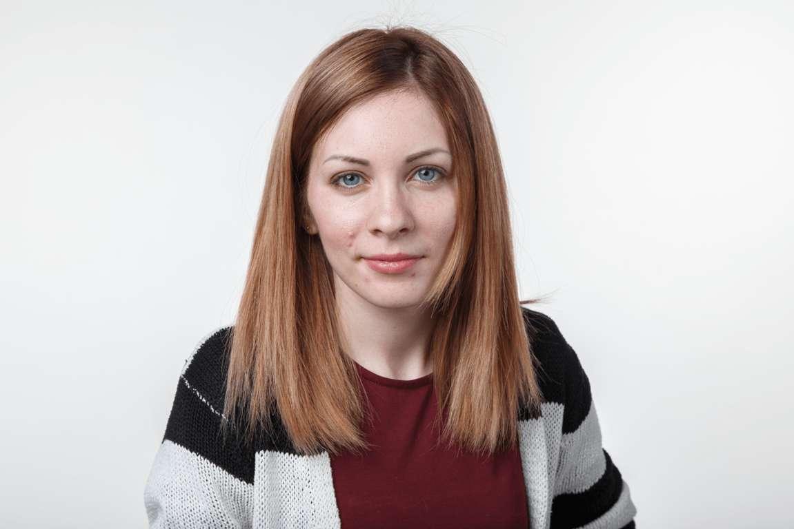 Олеся Константинова - главный спецалист по SMM в SITIAR