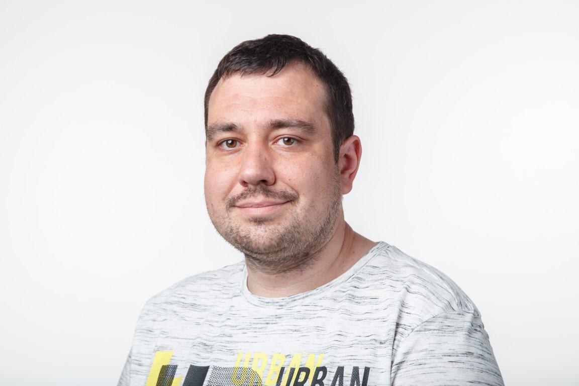 Фото Владимира - контент-маркетинг специалиста в SITIAR
